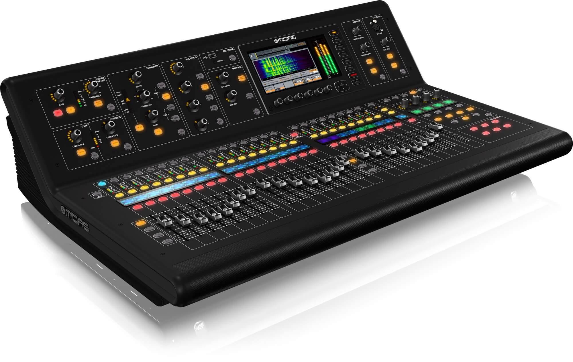 professional audio mixing solutions