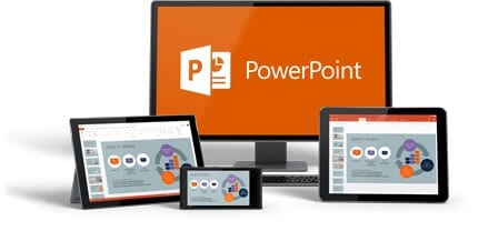 Professional power point services