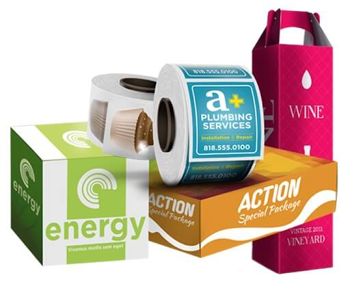 Professional packaging design services